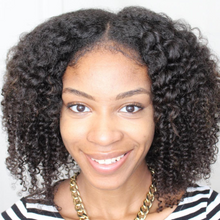how to install natural hair clip ins