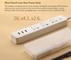 Smart Adaptation 3 USB 1A / 2A Power Strip with 3 Standard Sockets 100 - 240V for Smart Phone Tablet PC Computer