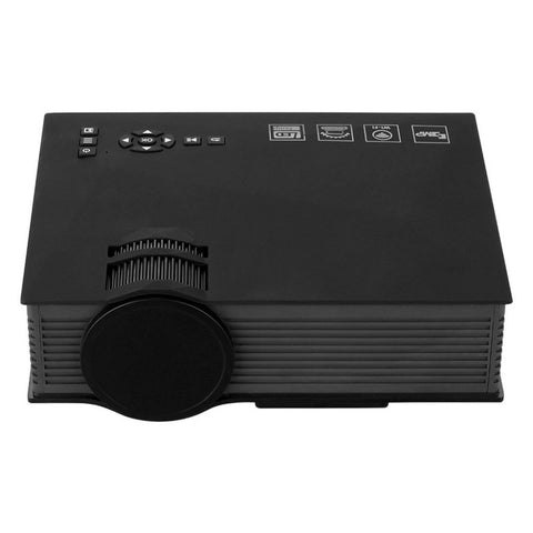 Portable Mini LED Projector Optional WIFI Wireless