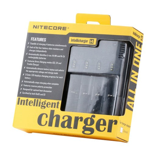 privateer-trading-company-ltd - Nitecore Intellicharger D4 - Privateer Trading Company Ltd -