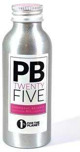 Body Massage Oil for women - PB TwentyFive