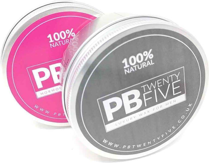 His and Her's Massage Wax - PB TwentyFive