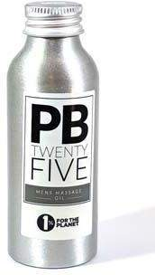 Massage Oil For Men - PB TwentyFive