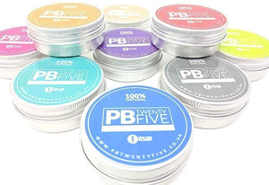 Massage Wax Starter Pack (9 x 50ml) - PB TwentyFive