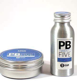 Post-sports massage wax and oil (50ml wax and oil) - PB TwentyFive