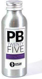 Relaxing Massage Oil - PB TwentyFive