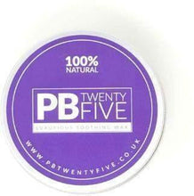 Relaxing Massage Wax - PB TwentyFive