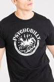 Chet Rock Psychobilly Short Sleeve T-Shirt