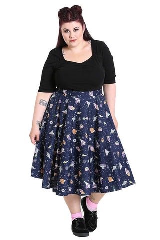 Hell Bunny Atomic Skirt