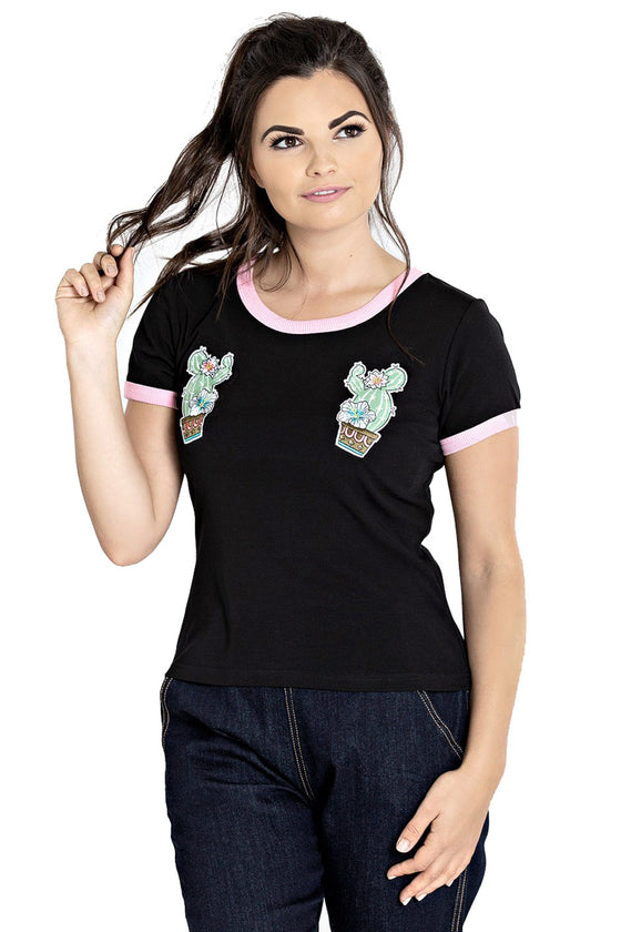 Hell Bunny Cactus Top