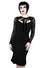 Killstar Bat to the Bone Bodycon Dress