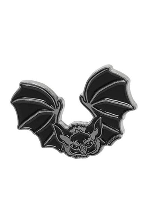 Killstar Batty Enamel Pin