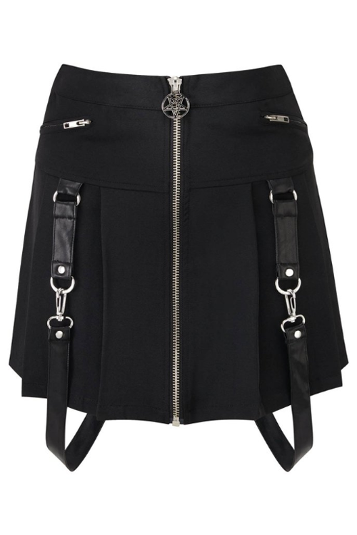 Killstar Blaire B*tch Mini Skirt