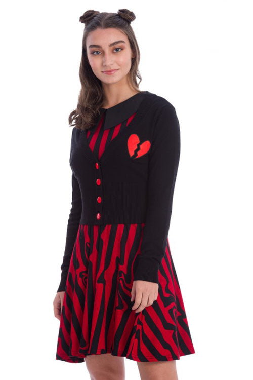 Banned Broken Heart Cardigan