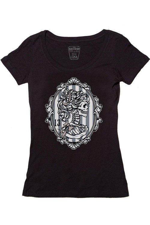 Lucky 13 T-Shirt in Cameo