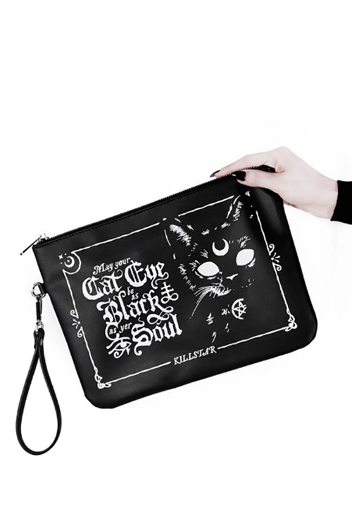 Killstar Cateye Makeup Bag
