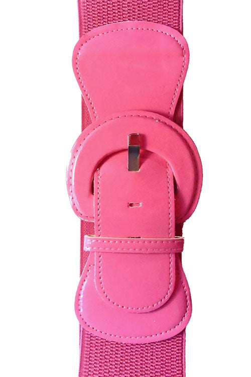 "Kitty Deluxe 3"" Cinch Belt in Musk"