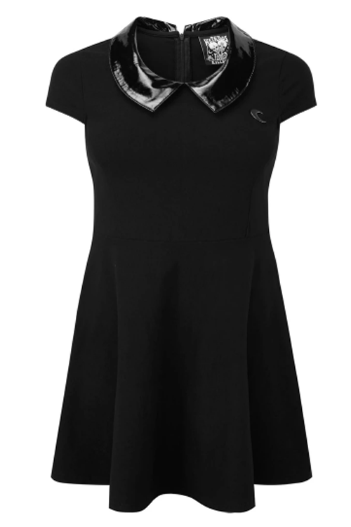 Killstar Darklands Doll Dress in Black