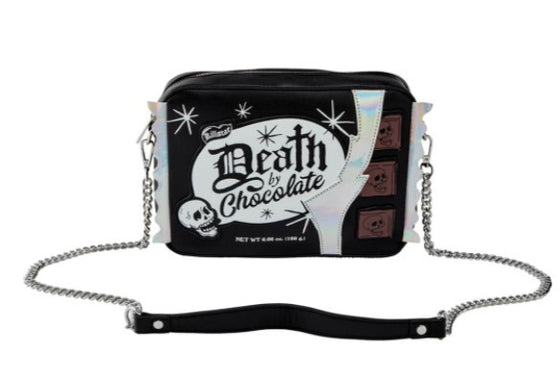 Killstar Death By Chocolate Handbag