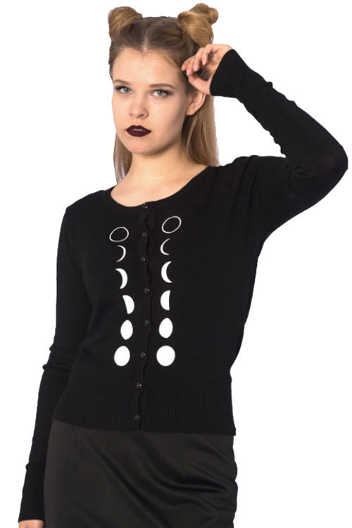 Banned Esotericat Cardigan