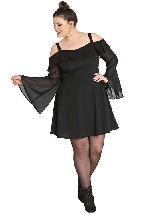 Hell Bunny Evanora Dress
