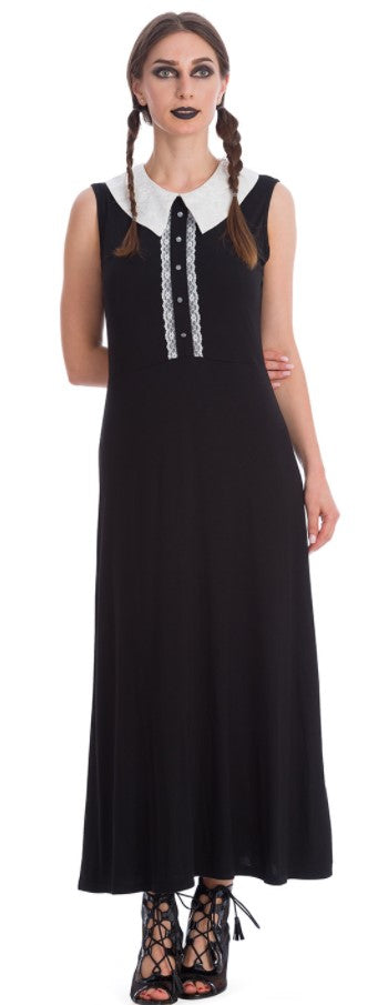 Banned Haunted Doll Maxi Dress