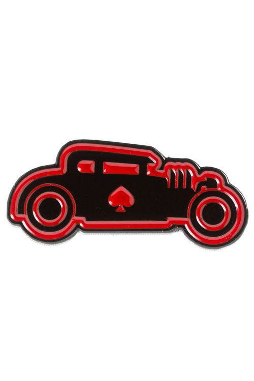 Kustom Kreeps Hot Rod Enamel Pin