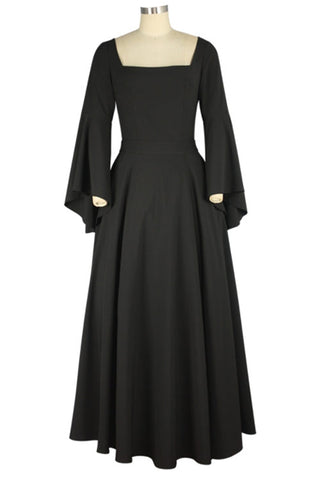 Chicstar Lily Maxi Dress in Black