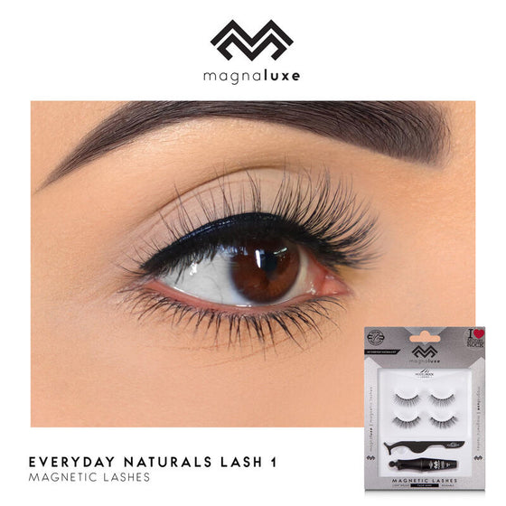Model Rock Magna Luxe Magnetic Lash Kit - My Everyday Naturals