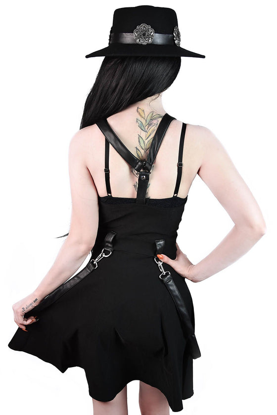 Killstar Oh My Ghoul Skater Dress