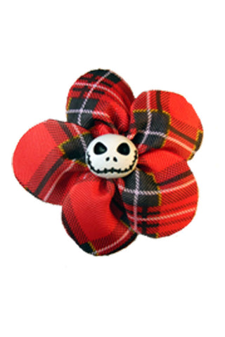 Krazy Daisy in Tartan Print - SOLD OUT