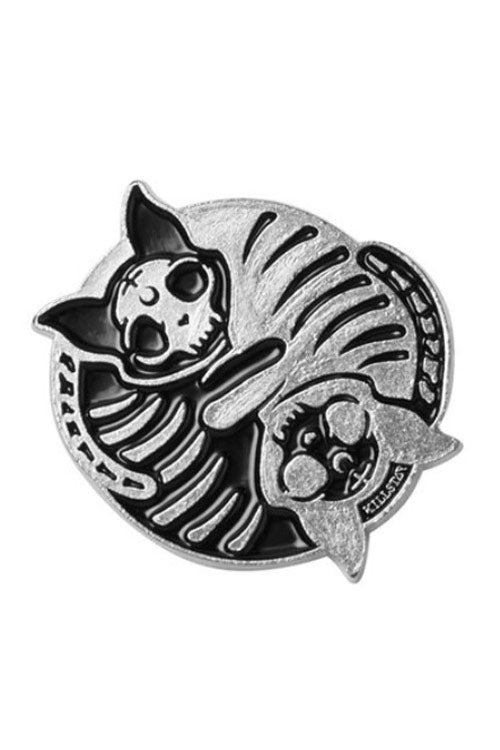 Killstar Purrturnal Enamel Pin