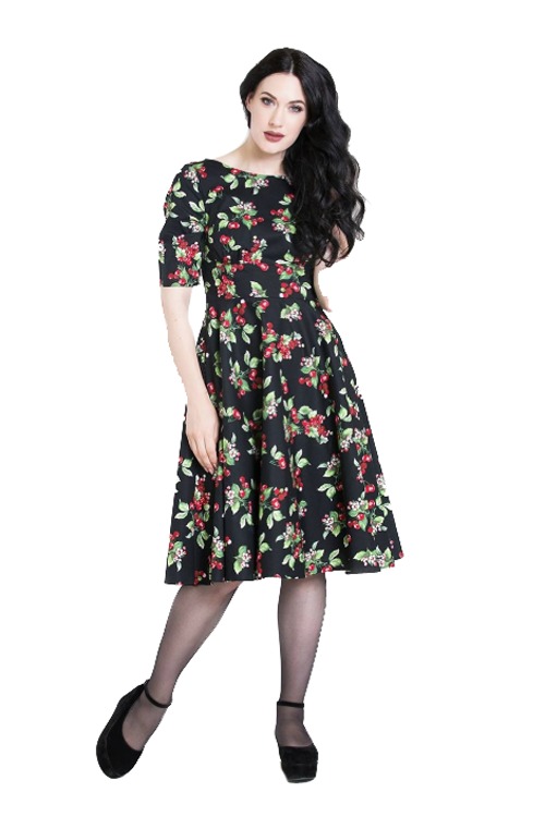 Hell Bunny Cherie 50's Dress