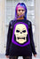Killstar Skeletor Knit Sweater