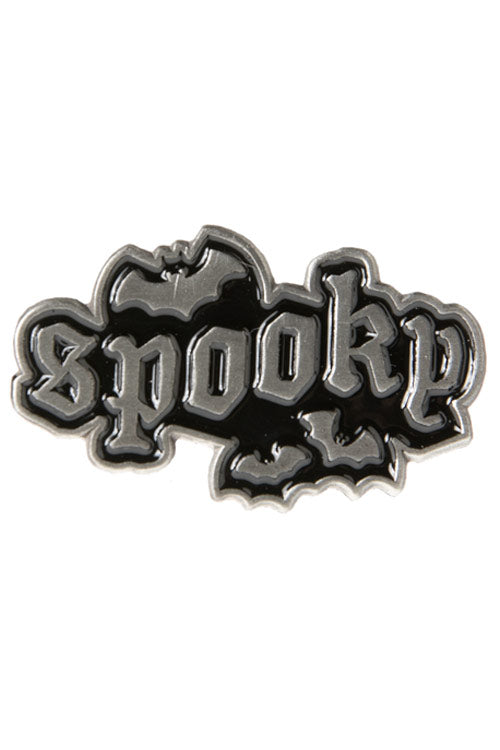 Sourpuss Spooky Enamel Pin