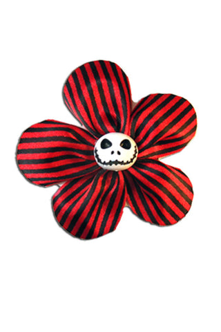Krazy Daisy in Red Stripes