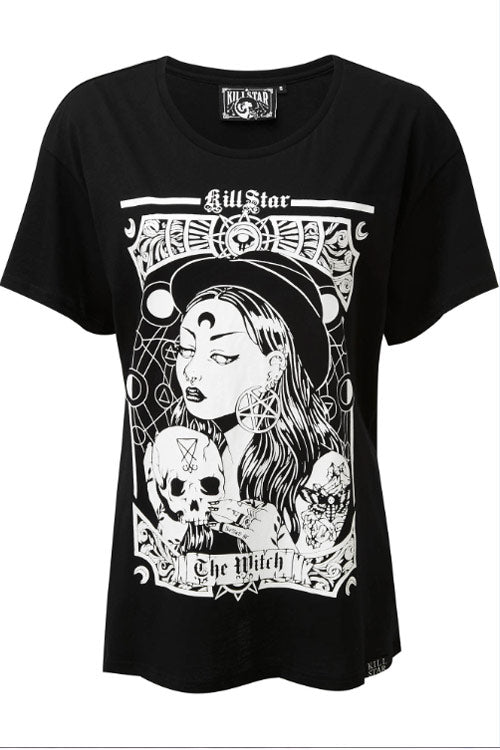 Killstar The Witch Relaxed Top