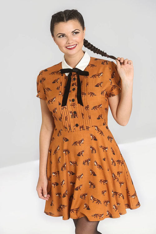 Hell Bunny Vixey Dress