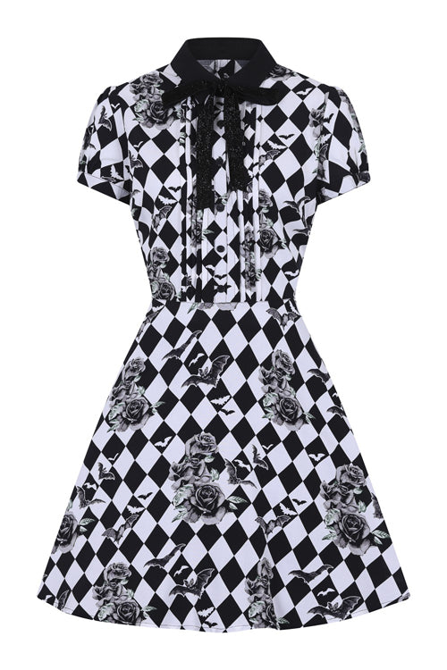 Hell Bunny Hauntley Mini Dress