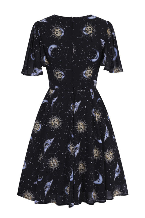 Hell Bunny Solaris Dress