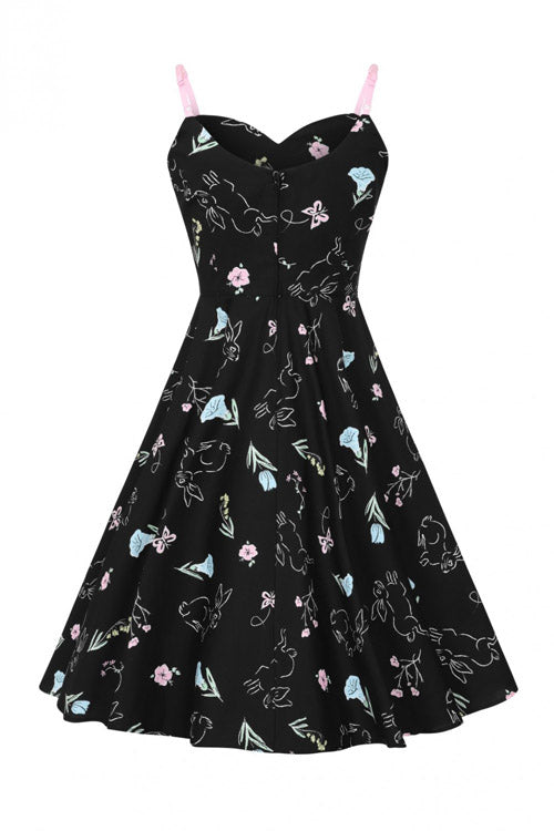 Hell Bunny Binky 50's Dress