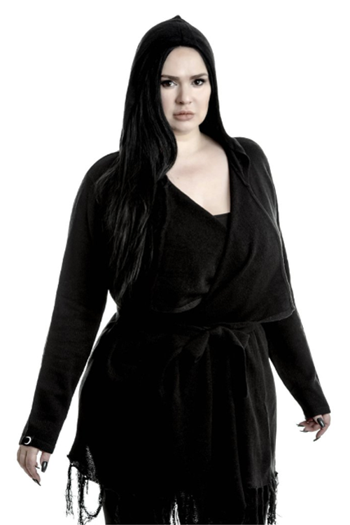 Killstar Nightshade Cardigan