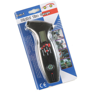 8 In 1 Digital Tire Gauge