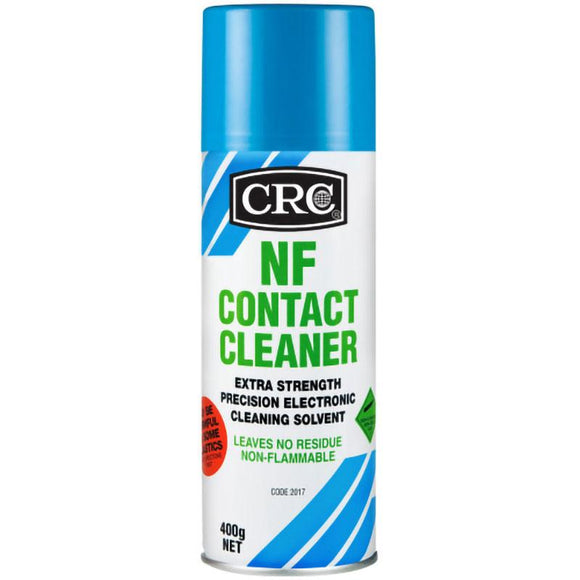 (2017) CRC NF Contact Cleaner - 400g  Singles & Cases - incl VAT - Chemqua