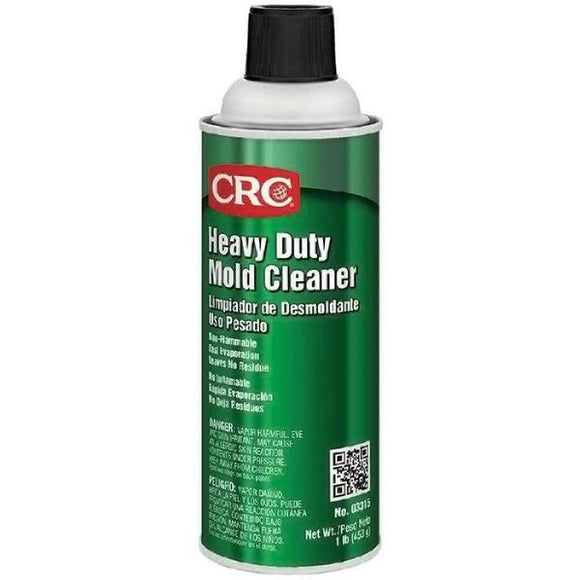 CRC - (3315) HEAVY DUTY MOLD CLEANER, 16 WT OZ, SINGLES & CASES - incl VAT - Chemqua