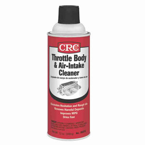 (5078) Throttle Body & Air-Intake Cleaner,  12 Wt Oz, Singles & Cases - incl VAT - Chemqua