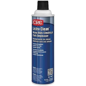 CRC - (2018) Lectra Clean® Heavy Duty Electrical Parts Degreaser, 19 Wt Oz, Singles & Cases - incl VAT - Chemqua
