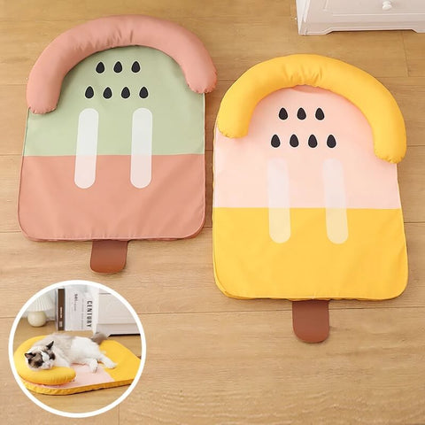 popsicle pet bed