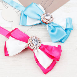 Pawsome Bling Bow Tie - Always Whiskered