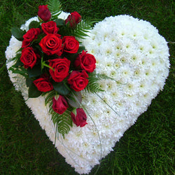 Floral Heart, Wreaths,- Creations Flowers
